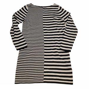 BOGO Free🦋 Joe Fresh Striped Sweater Dress